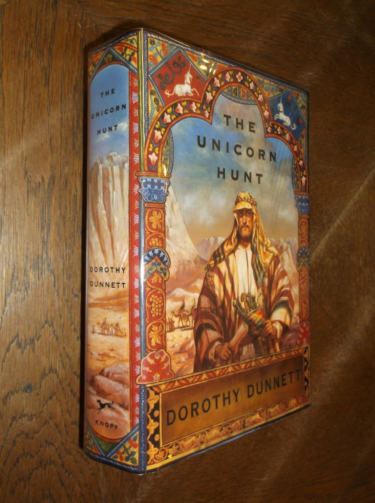The Unicorn Hunt. Dorothy Dunnett.