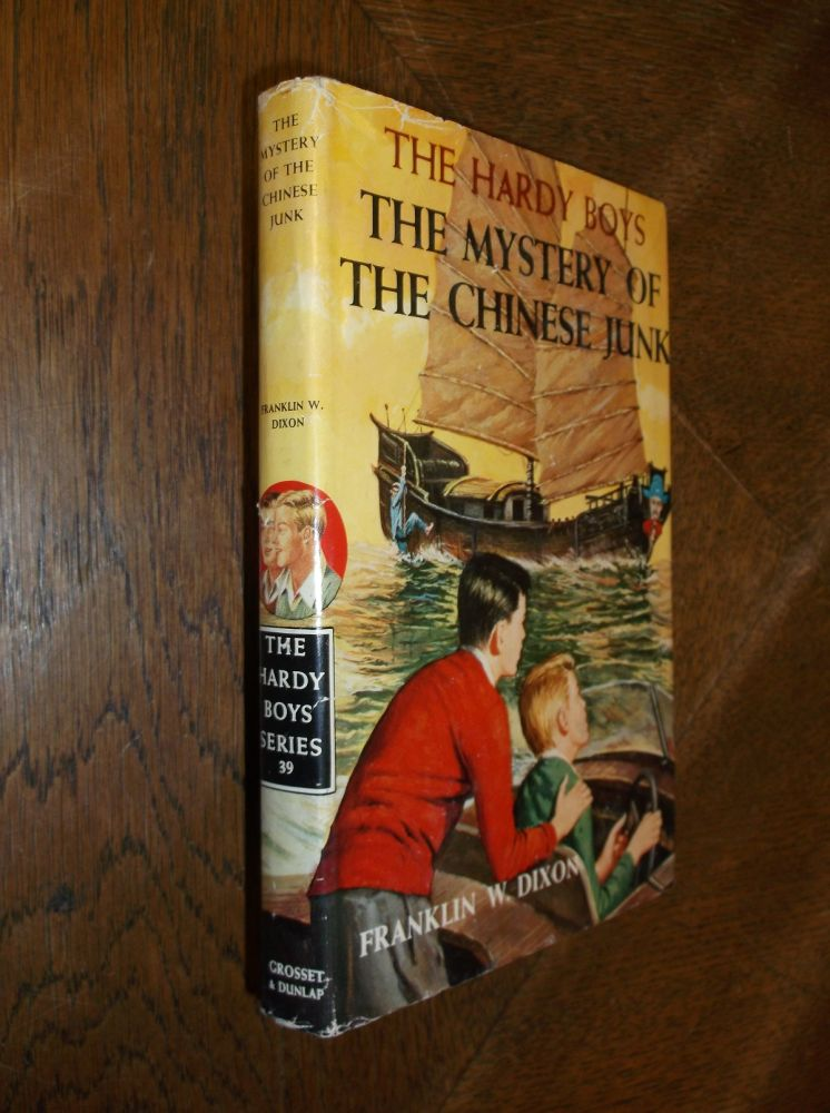 The Mystery of the Chinese Junk (The Hardy Boys Mystery Stories #39). Franklin W. Dixon.