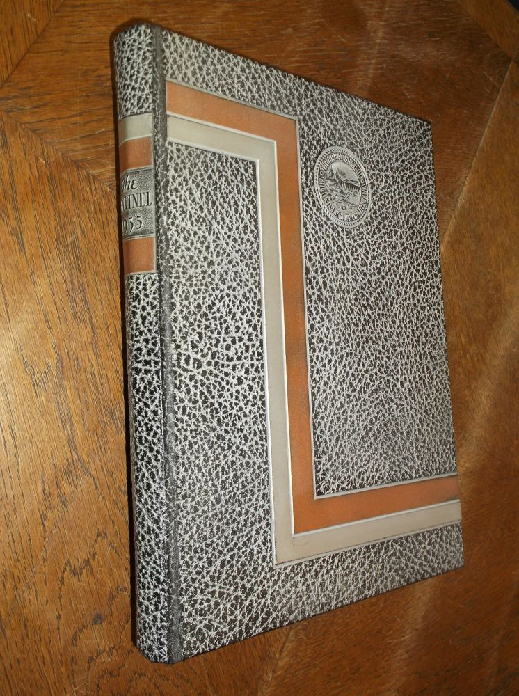 1935 Sentinel - University of Montana Yearbook. Donna Hoover.