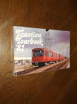 Traction Yearbook '81. Joseph P. Saitta