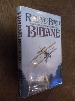 Biplane. Richard Bach