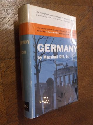 Germany. Marshall Dill Jr