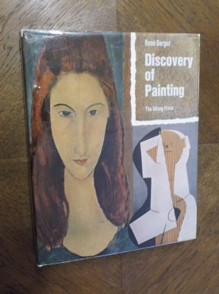 Discovery of Painting (A Studio Book). Rene Berger
