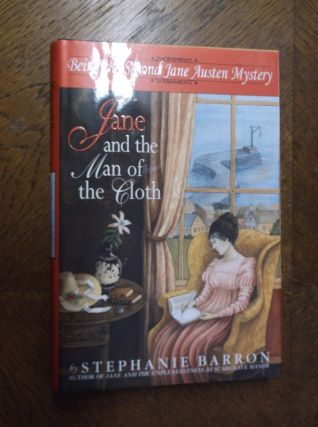 Jane and the Man of the Cloth (Jane Austen Mystery). Stephanie Barron
