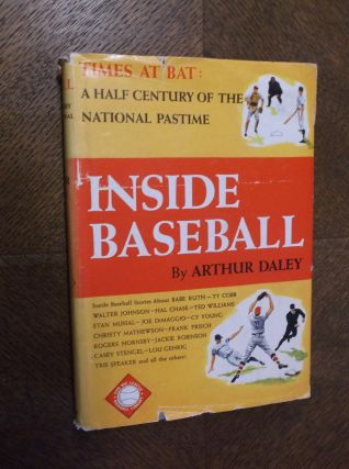 Inside Baseball: A Half Century of the National Pastime (Grosset Sports Library / The Big League...