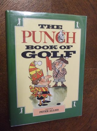 "The ""Punch"" Book of Golf (A Punch Book). Susan Jeffreys"