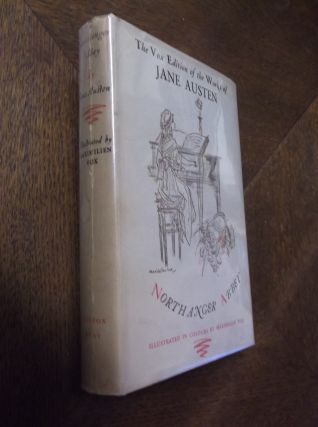 Northanger Abbey: The Vox Edition of the Works of Jane Austen. Austen Jane