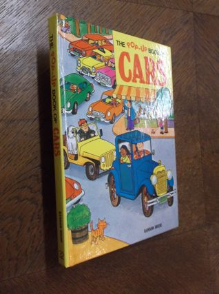 The Pop-Up Book of Cars. Renzo Barto