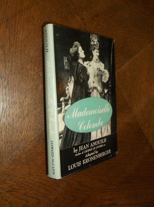 Mademoiselle Colombe: A Play. Jean Anouilh