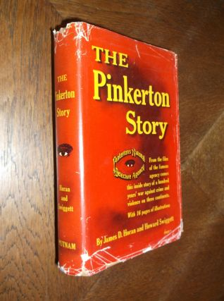 The Pinkerton Story. James D. Horan, Howard Swiggett
