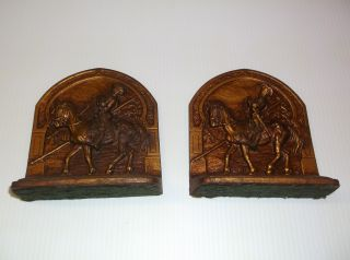 "Don Quixote ""Bookends"" Miscellaneous"