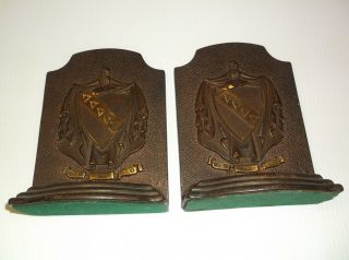 "Tau Kappa Epsilon Fraternity ""Bookends"" Miscellaneous"