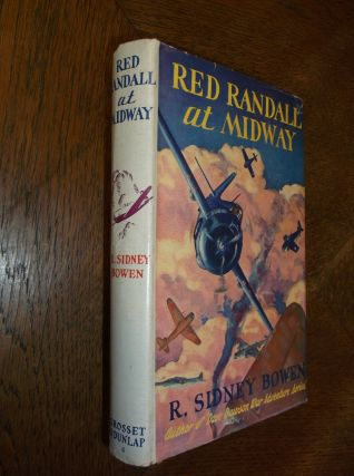 Red Randall at Midway. R. Sidney Bowen