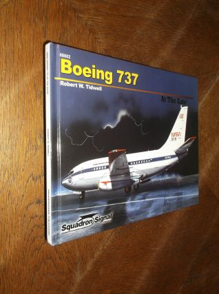 Boeing 737 (At The Gate). Robert W. Tidwell