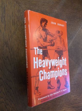 The Heavyweight Champions. John Durant