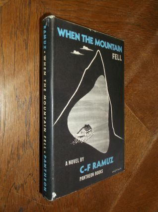When the Mountain Fell. C-F Ramuz