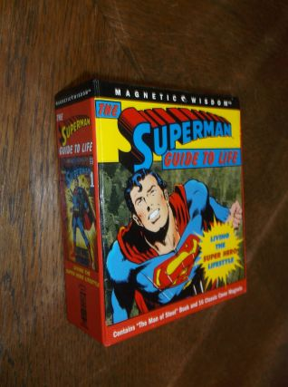 The Superman Guide to Life: Living the Super Hero Lifestyle (Magnetic Wisdom). Brandon T. Snider,...