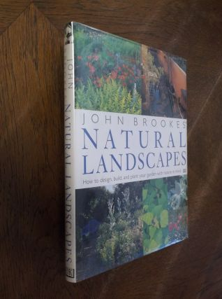 John Brookes' Natural Landscapes. John Brookes